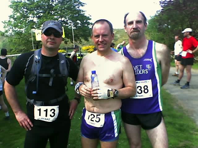 Elvet Striders at Bowderdale