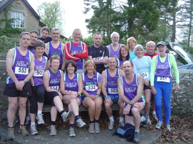 Elvet Striders at Snods