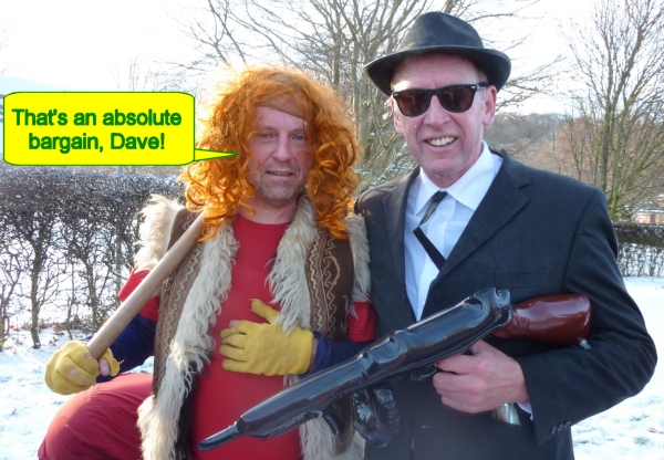 Shaun and Dave make you an offer you can't refuse!