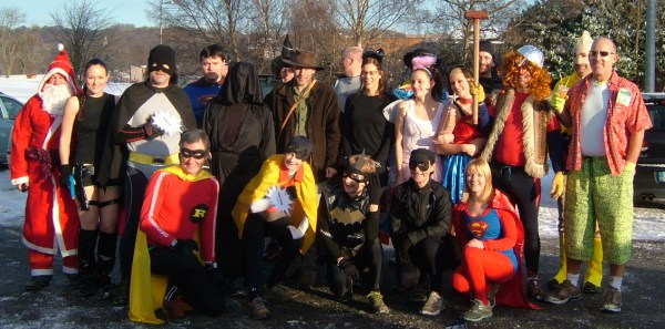 A topnotch selection of Superheroes and Villains!