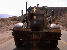 1955 Peterbilt 281 tanker truck