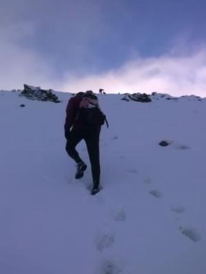 Kicking Steps To Swart Beck.