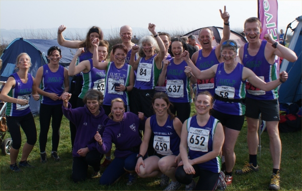 Striders Women also up for this one ... with added testosterone ...
