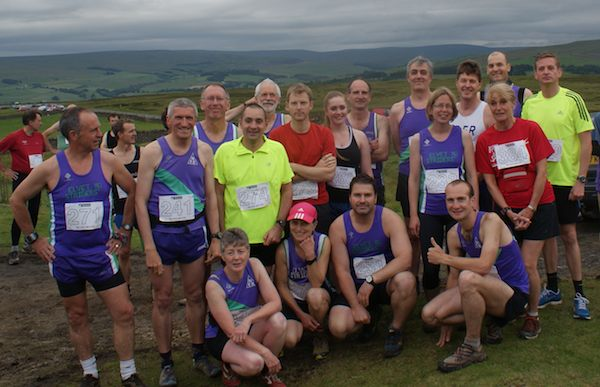 Striders group at Saltwell