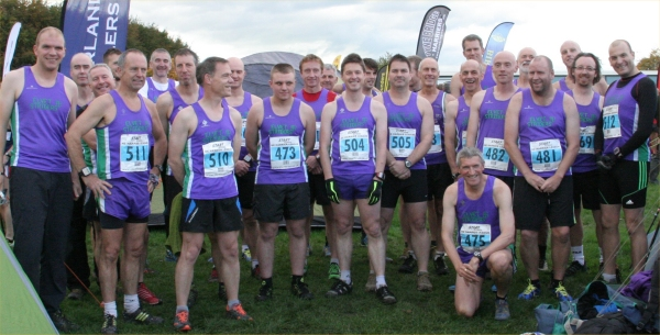 Striders Men! Is this enough to keep Geoff happy, do you think?