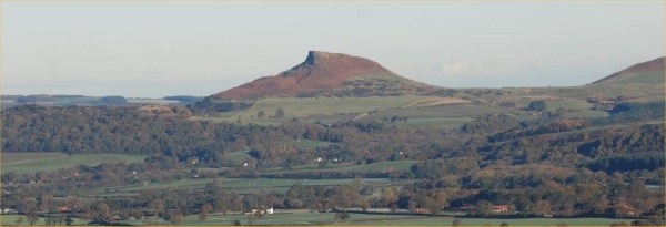 Yes, it's Roseberry Topping again ...