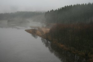 Kielder at its moody best.