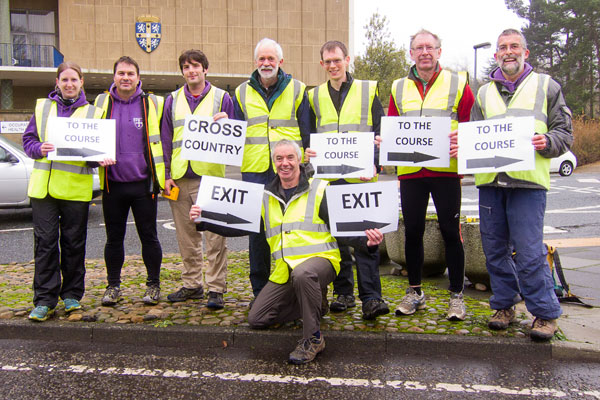 Car-parking marshals can't wait to start putting up their signs at Aykley Heads