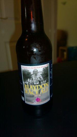 Blaydon Beer.