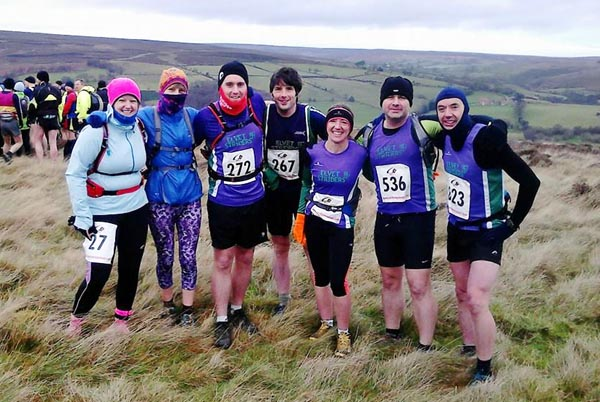Elvet Striders at the Eskdale Eureka Fell Race 2014
