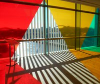 Daniel Buren - Catch as catch can: works in situ