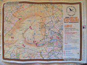 Leg 3 map