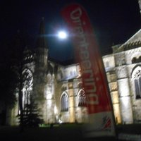 Durham Cathedral is the dramatic backdrop for the Northern Navigators Night Championships