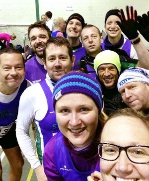 Elvet Striders at the Run Northumberland Half Marathon 2015