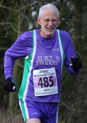 Harrier League Aykley Heads Elvet Striders