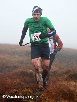 Paul - Oxenhope Moor (50th in 3:37:13)
