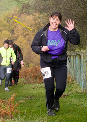 My best moment of 2014 started the moment I was encouraged by my husband Scott to join the Striders and peaked when I ran the Hardmoors half at Goathland, something I never thought I would be capable of. Previously just the name 'Hardmoors' would have sent me back indoors.   I now have goals I never would have imagined before and am loving the variety and support through being in a club.
