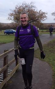 Best running moment 2014 - parkrun (50th this year) time improved from 25.04 to 23.19  Improved 10K time from 60.10 to 50.10  First 10K  First fell run  First 5 miler  First 10 miler  First trail half marathon  First duathlon  Confirmed Hardmoors junkie  Gaining a strange 'love' for Roseberry topping....  For some reason I enjoy that intense pleasure of post-run shattered legs. Love that in running the only real competition is with yourself and that as long as you do your best you can be happy with your efforts. Oh and I've met the best group of people ever      Running ambition 2015 - To do the Princess Challenge in August and catch the Sygrove Express (Malcolm) at some point in the year.     I would add to beat Button Bank in the Durham Duathlon, complete the Weardale Triathlon, not have to pick up my bike and run with it at the Kielder Duathlon (at some points it was the quickest option) and after the 'fun' of Hardmoors to try my hand at fell running.