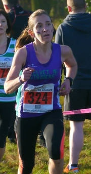 Best running moment 2014 - Really enjoyed my year of running in 2014, made a million times better by joining Elvet Striders in the Autumn. Highlight for me has to be cross country - over the moon to be promoted to medium in my first race and fast in my second. And absolutely love being part of the Elvet ladies team! Combined with the joy of being part of a fantastic supportive team. Loved it! Running ambition 2015 - To run the London marathon and finish upright with a smile on my face and not to bite off more than I can chew!